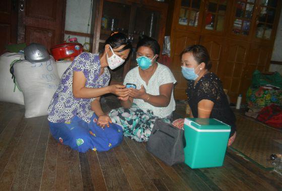 Curar Tuberculosis con Internet (Fuente: el pais)