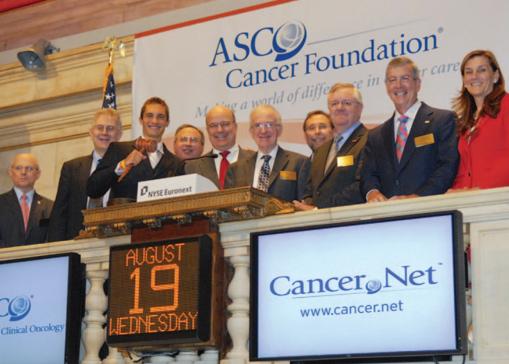 Junta directiva de la Asociación por la conquista del cáncer.