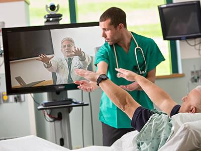 Enfermeria en telesalud